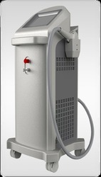 Vertical 808 Diode Hair Removal Laser Machine