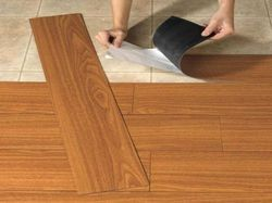 PVC Flooring Services;Thickness 0.8 mm - 5 mm