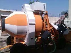 Digital Concrete Mixer/ Rm 300