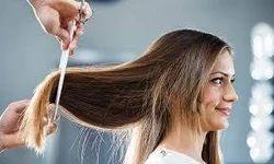 Female Hair Cut
