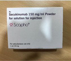 Secukinumab Scapho 150MG, for Commercial