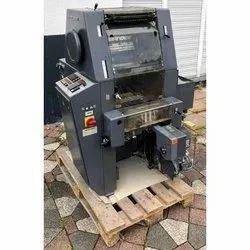 Semi-Automatic Heidelberg Tok Offset Printing Machine