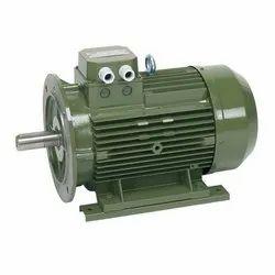 Hindustan Three Phase High Efficiency Standard Electric Motor Pump, For Industrial, IP Rating: IP55