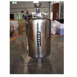 Maruti Stainless Steel Foam Pump, Capacity: 50 L
