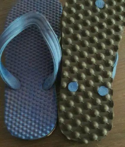 Acupressure Slipper For Mens and Mens Plain Slipper