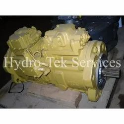 Diesel Engine Radial Piston Pumps Hydraulic Pump/Motor Repair and Reconditioning, 160-190 LPH, 3000 RPM