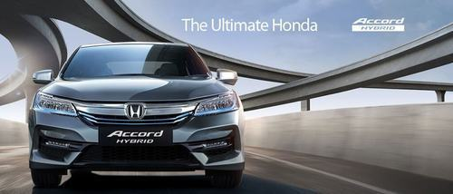 Honda Accord Hybrid Car