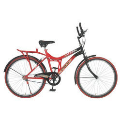 Atson Red and Black Boys Manual Bicycle, Xpress