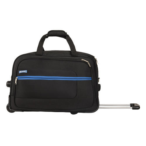 edb502c79 Sonnet Black Rolling Duffle Trolley Bag, Rs 1499 /piece, Sonnet ...
