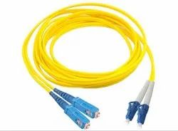 Commscope Fiber Optic Patch Cord OM3 LC to SC