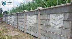 Cement Concrete Concrete Precast Wall
