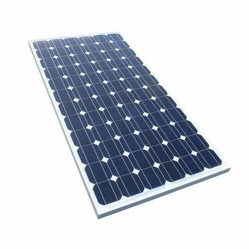 Roof Top Solar Mono Crystalline PV Panel