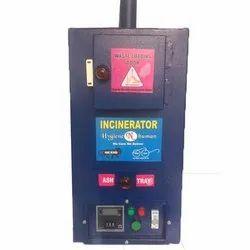 Sanitary Pads Incinerator Machine