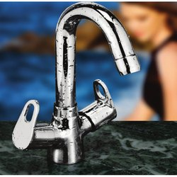 Swag Series Center Hole Basin Mixer