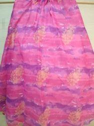 Quota Doriya Pink Printed Skirt