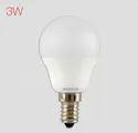 Cool Daylight Havells Adore Led 3 W Ball Bulb, Base Type: E14