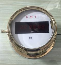 Ship Clock GMT