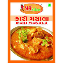 MA Spices 500 g Chicken Curry Gravy Masala, Packaging: Packet