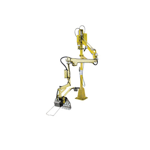 automatic pneumatic manipulator  usage  welding