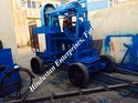 Two Pole Concrete Mixture Machine