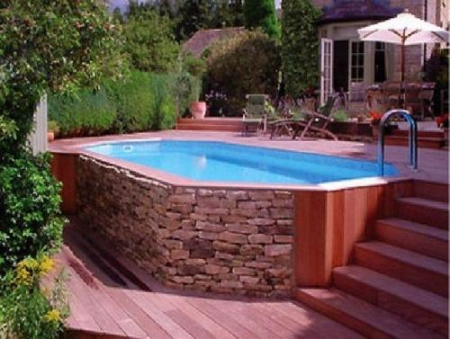Swimming Pool Round Swimming Pools Manufacturer From New Delhi