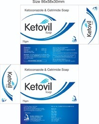 Ketoconazole 2% Cetrimide 0.5%
