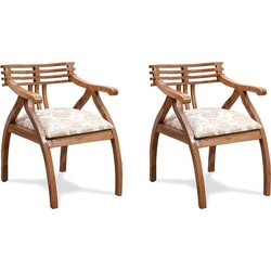 Wood Brown Wooden Chair, No Of Legs: 4, for Home