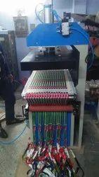 Automatic Single Bed Lanyard Printing Machine
