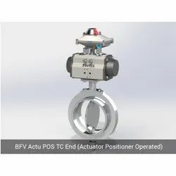BFV Actu POS TC End Acuator Positioner Operated