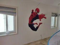 Home Decor PVC Decorative Royal Pattern Wallpaper