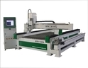 CNC Router Machine with Rotary Attachment