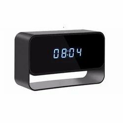 1080P WIFI Clock HD Camera