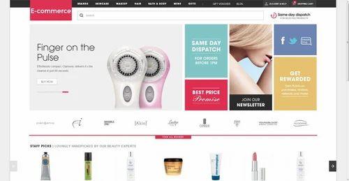 eCommerce Web