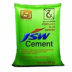 ISI Certifications For Portland Slag Cement