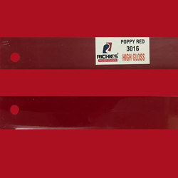 Red High Gloss Edge Band Tape