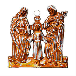 Handmade Jesus Family