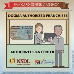Online NSDL & UTI PAN Card Center, Agency and Franchisee
