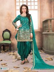 New Designer Miral Patiyala Salwar Suit