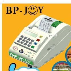 WEP bp joy Billing Machine
