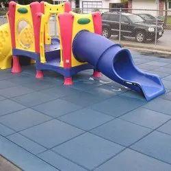 Rubber Floor Indoor and Outdoor Children Play Area Flooring