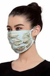 Plain Mask For Printing