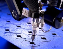 CNC Waterjet Cutting Service