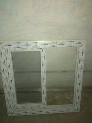 White UPVC Window Frame, Grade Of Material: Innovative Frofile