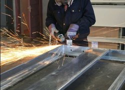 Mild Steel Fabrication Services