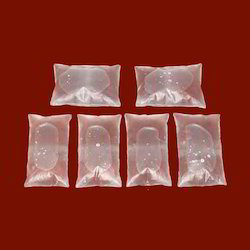 Transparent Packaged Water Pouch