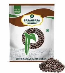 Parampara Organic Brown Lentil Whole (Masoor), Packaging Size: 500 g