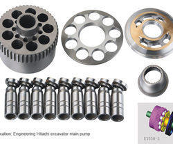 Hitachi Hydraulic Motor Spare Parts