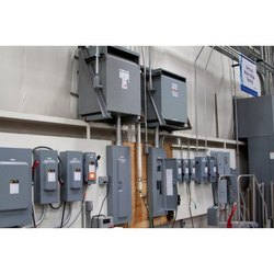 Online And Offline Commercial Electrical Works Service