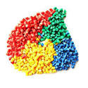 Coloured PVC Compound