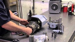 Hydraulic Equipment Repair Services